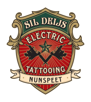 Sil Deijs Electric Tattooing – Nunspeet Logo